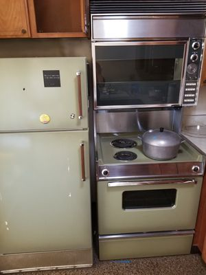 60's avacado kitchen appliances for Sale in Portland, OR