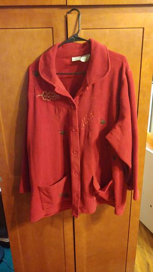red autumn jacket, White Stag for Sale in Puyallup, WA