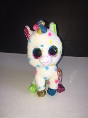 Beanie Boo- Confetti unicorn 'Harmonie' (6.5'') for Sale in Miami Gardens, FL