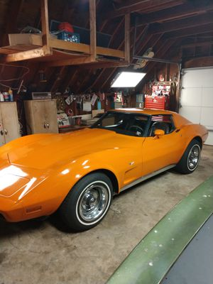 1977 Chevy Corvette for Sale in Enfield, CT