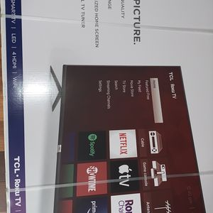 55 Inch TCL TV Brand New for Sale in Los Angeles, CA