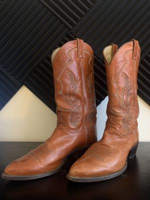 Justin Brand Men's Cowboy Boots for Sale in San Diego, CA