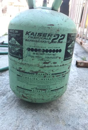 Freon Tank22 for Sale in Los Angeles, CA