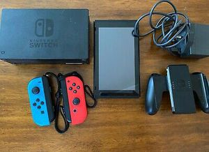 Nintendo switch (version 2) for Sale in Cleveland, OH