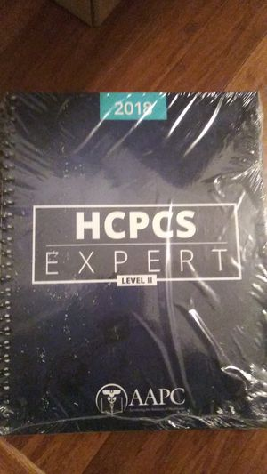 HCPCS EXPERT LEVELII for Sale in Palmdale, CA