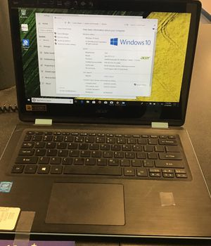 Laptop Acer for Sale in Chicago, IL