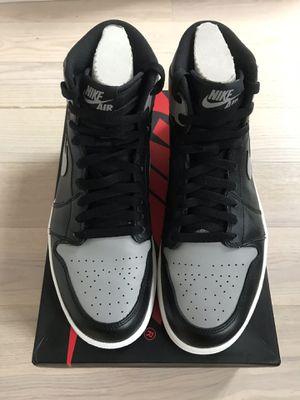"""Air Jordan 1 retro high OG """"Shadow"""" sz 9 for Sale in PRINCE, NY"""