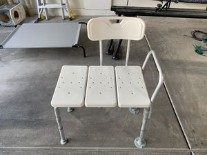 Shower safety seat for Sale in Las Vegas, NV