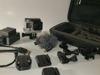 Gopro Hero 4 Silver for Sale in North Ridgeville,  OH