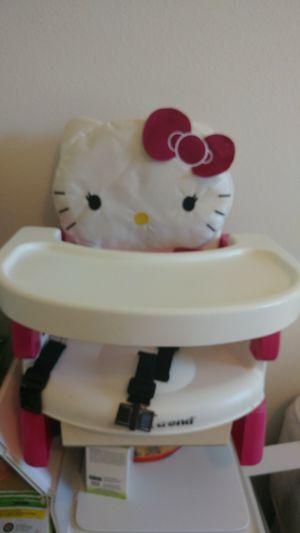 Hello Kitty Baby High Chair for Sale in Winter Haven, FL