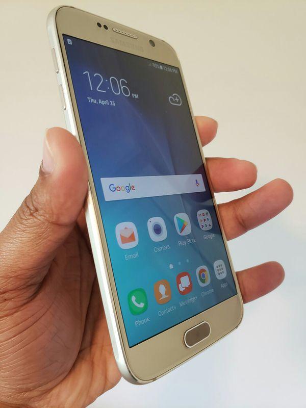 Samsung Galaxy S6 , Excellent Condition, FACTORY UNLOCKED.