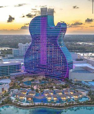 Stay at the all new Guitar Hotel at Seminole Hard Rock Hotel & Casino! for Sale in Miami, FL
