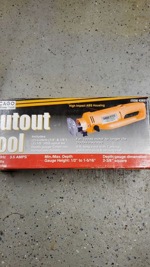 Chicago Electric Power Tools for Sale in Antioch, IL