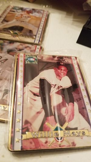 Brand new Avon vintage baseball cards willie May's for Sale in Kutztown, PA