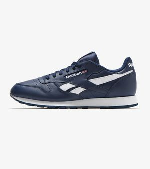 New Reebok leather navy size 9 for Sale in Culver City, CA