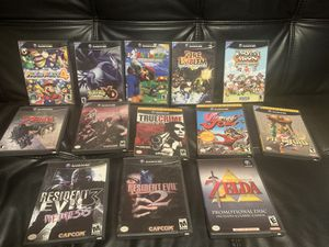 Gamecube Games for Sale in Fresno, CA