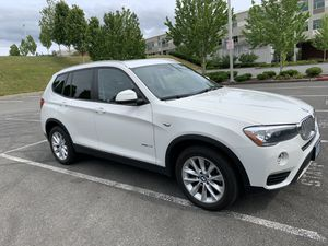 2017 BMW X3 XDrive 28i for Sale in Bellevue, WA