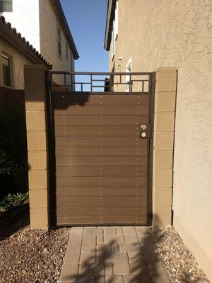 Rv gate, gate, entry gate, security door, pool fence for Sale in Glendale, AZ