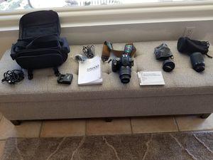 Camera Nikon D5000 Digital NOTE: Still available for Sale in Las Vegas, NV