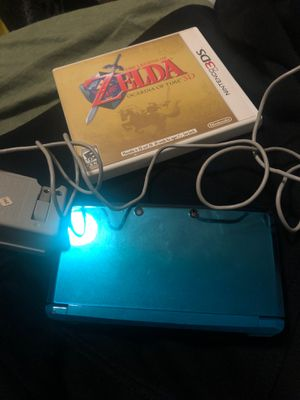 Nintendo 3ds with game for Sale in Redlands, CA