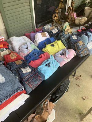 Kids Clothing $1 Shoes $5 for Sale in Jonesboro, GA