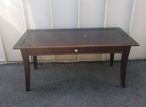 """Contemporary Sofa/Coffee Table with Storage Drawer (20""""W×40""""L×18""""H) for Sale in Phoenix, AZ"""