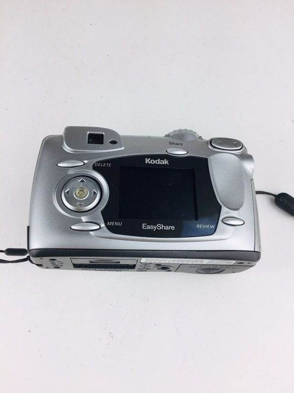 KODAK EasyShare DX4330 3MP Digital Camera 3x Optical Zoom in Carry Bag