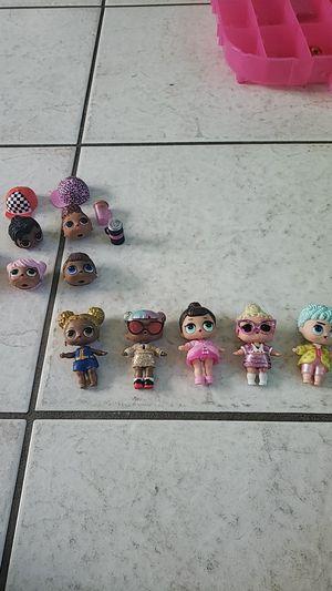 L.oL surprise dolls for Sale in Miami Gardens, FL