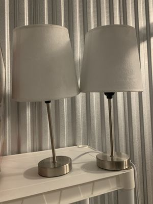 Table Lamp (2 units) for Sale in Orlando, FL