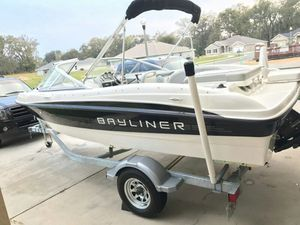 Bayliner 185 Mint Condition! for Sale in New York, NY