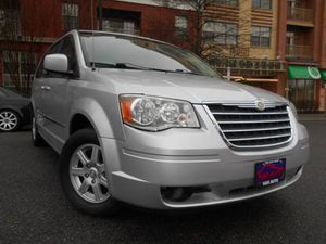 2010 Chrysler Town & Country for Sale in Arlington, VA