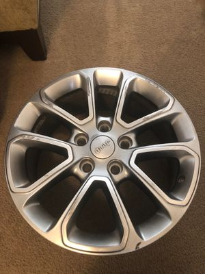 Jeep Grand Cherokee wheels for Sale in Dallas, TX