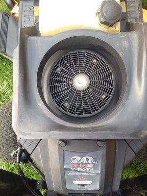 Briggs & Stratton 20 horse V-Twin for Sale in Forest Grove, OR