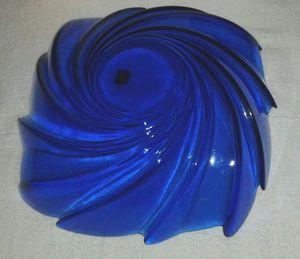 Rare ARCOROC Blue Swirl Glasses Bowl for Sale in Silver Spring, MD