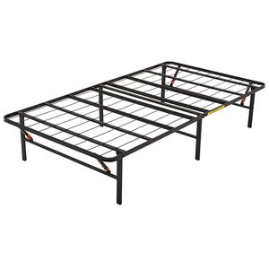 Twin bed frame - foldable for Sale in Denver, CO