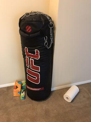 UFC punching bag for Sale in Slingerlands, NY