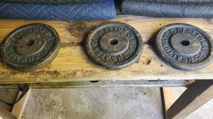 30 lbs of weights for Sale in Albany, OR