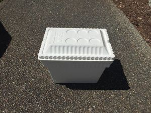 (2) Styrofoam Ice chest/Cooler for Sale in Issaquah, WA