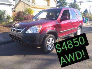 2004 Honda CR-V crv EX AWD! for Sale in Portland, OR