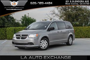 2016 Dodge Grand Caravan for Sale in West Covina, CA