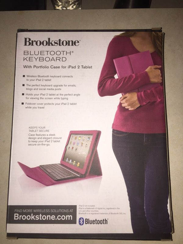 Bluetooth keyboard only, for IPad 2 from Brookstone for Sale in Winter  Park, FL - OfferUp