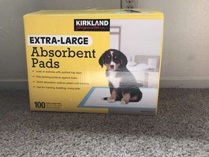 Puppy pads for Sale in Dinuba, CA