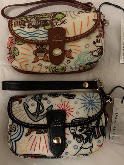 Dooney & Bourke Disney Wristlets for Sale in Chelsea,  MA