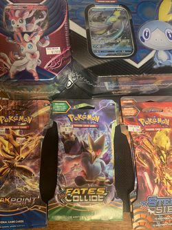 Pokemon Evolutions Tin/ Pack Lot for Sale in Milwaukie,  OR