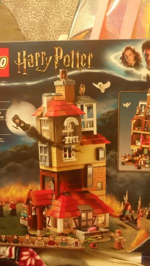 "Brand New Harry Potter ""attack on the burrow"" for Sale in Rancho Cucamonga, CA"