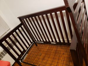 Convertible crib for Sale in Norfolk, VA