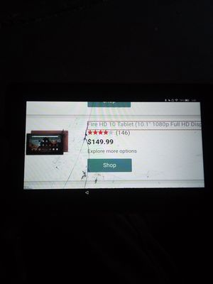 Amazon Kindle fire 32g for Sale in Denver, CO