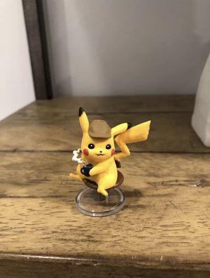 Pokemon Promo Detective Pikachu Cafe Figure RARE for Sale in Tampa, FL
