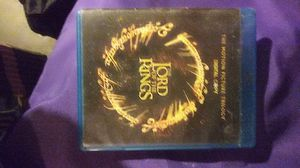 The Lord of the Rings Motion Picture Trilogy Blu-Ray Set for Sale in Nitro, WV