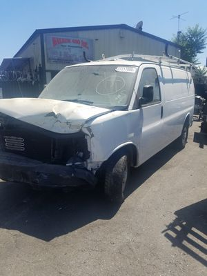 2003 Chevy Express g2500 parting out for Sale in Rancho Cucamonga, CA